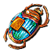 Betrayal/ Rusted Divination Scarab