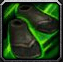 Cursed Demonchain Belt-Mythic Warforged