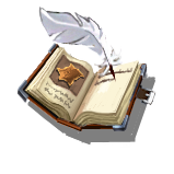 Adept Gamekeeper's Trophy Journal (Partially Full)