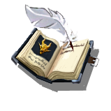 Adept Mercenary's Trophy Journal (Partially Full)