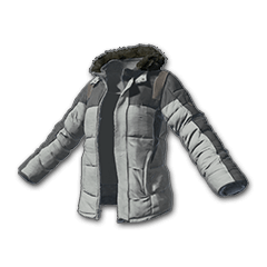 Padded Jacket (GREY)