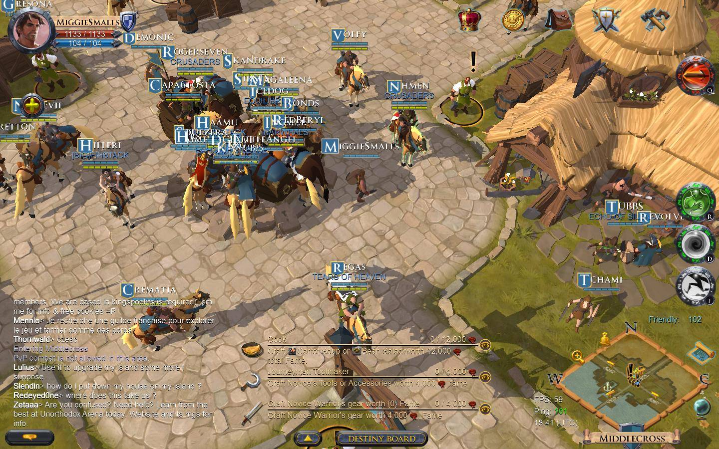 Albion Online Problems valuable insight on albion online as whole - albionmall