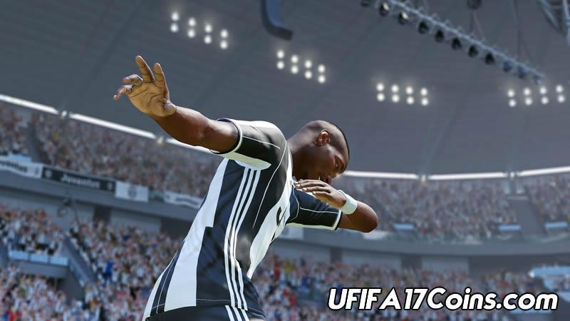 FIFA 17 Custom Tactics Exploring