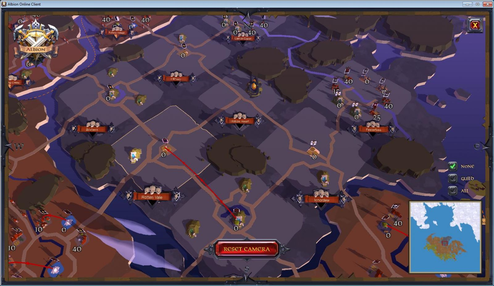 Albion Online Problems albion online current state of black zones - albionmall