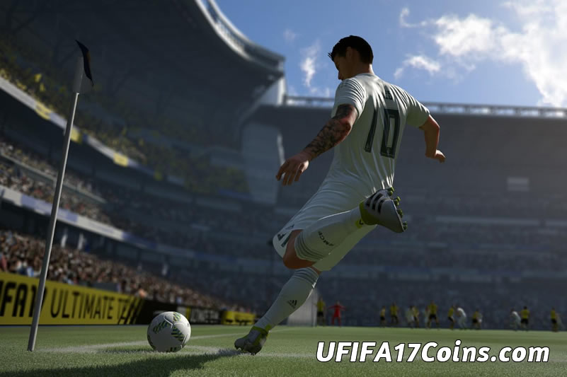 FIFA 17 is broken easy passing