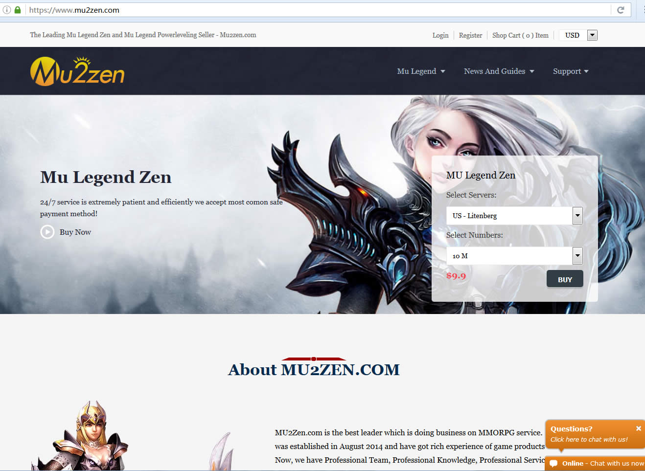 MU2ZEN.COM