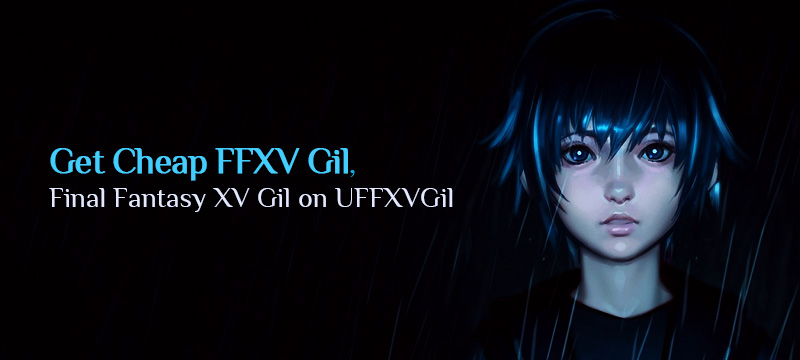 UFFXVGil - Selling Final Fantasy XV Gil Without Spam