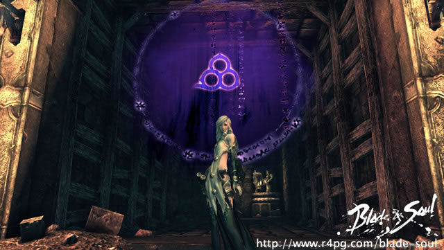 Blade and soul Dungeon
