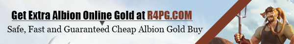 Albion Gold on R4PG
