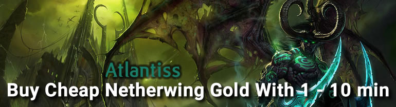 Buy Cheap Netherwing Gold With 1 - 10 min on R4PG
