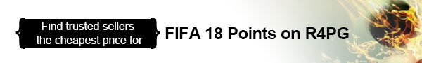 Buy FIFA 18 Points on R4PG