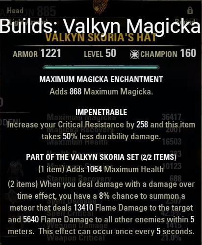 Elder Scrolls Online Magicka Sorcerer PVP DPS Build - r4pg com