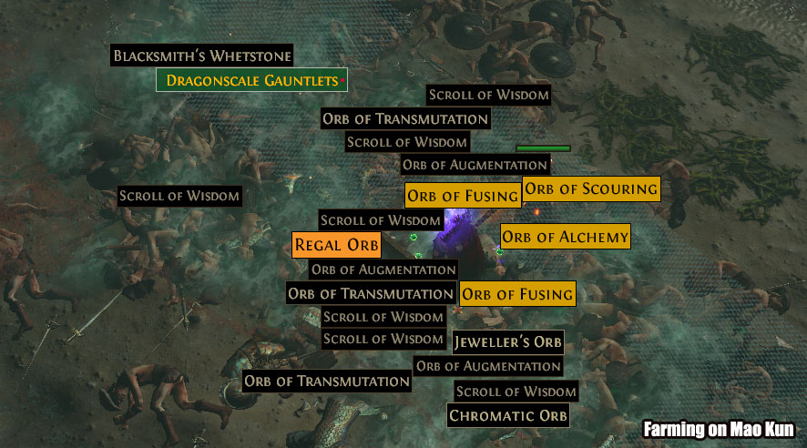 Fast Way of Farming Orbs in Path of Exile - r4pg com