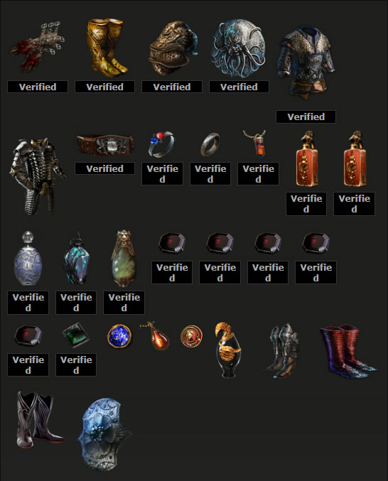 Gear Overview