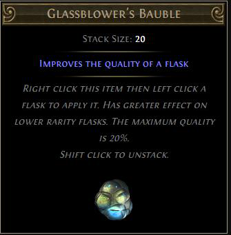 Glassblower's Bauble