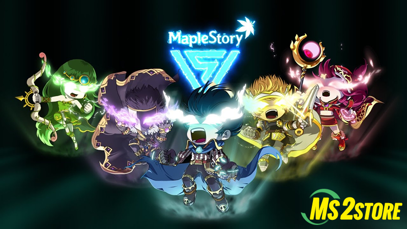 Hackers and appear offline in MapleStory