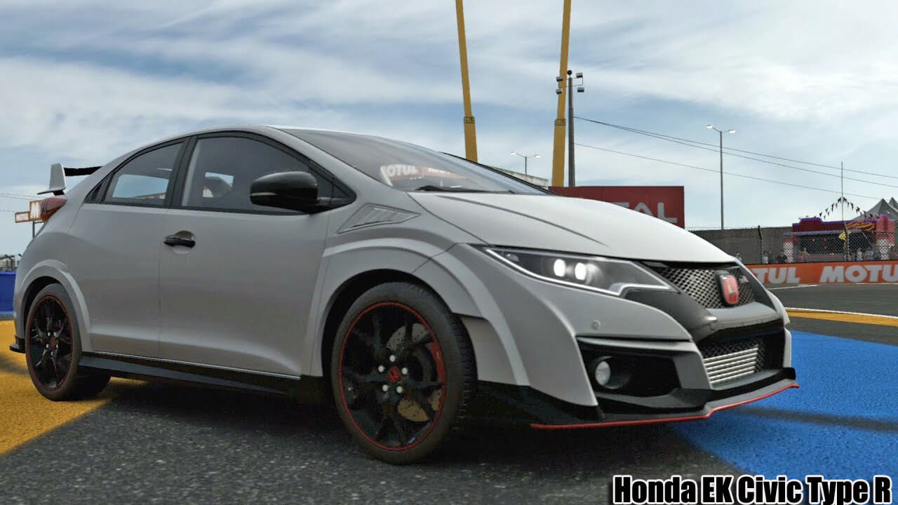 Honda EK Civic Type R