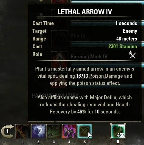 Lethal Arrow Iv
