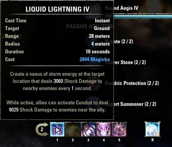 Liquid Lightning Iv