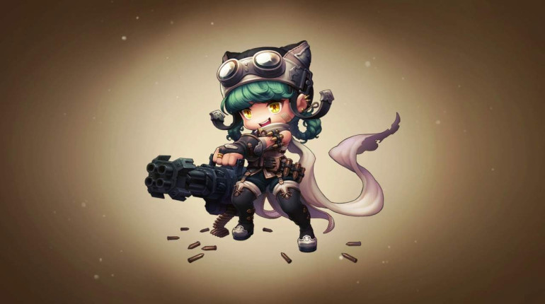 MapleStory_2_Best_Class_Guide_Heavy Gunners