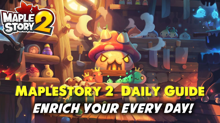 Maplestory 2 money guide | King Me Fishing  2019-03-06