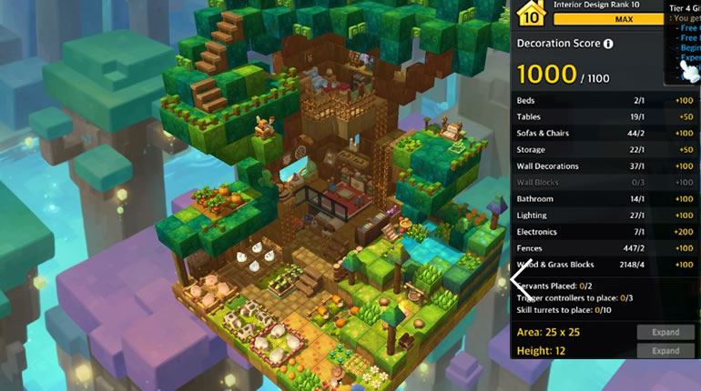 MapleStory_2_Daily_Guide_Decoration_Score