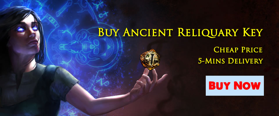 buy Ancient Reliquary keys on okaymmo.com