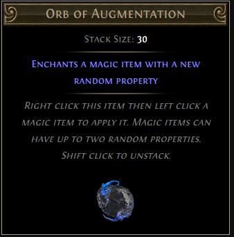 Orb Of Augmentation
