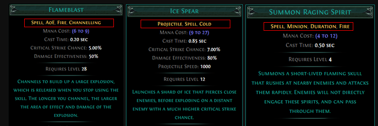 Path of Exile Skill Gem and Sockets Guide PIC 1