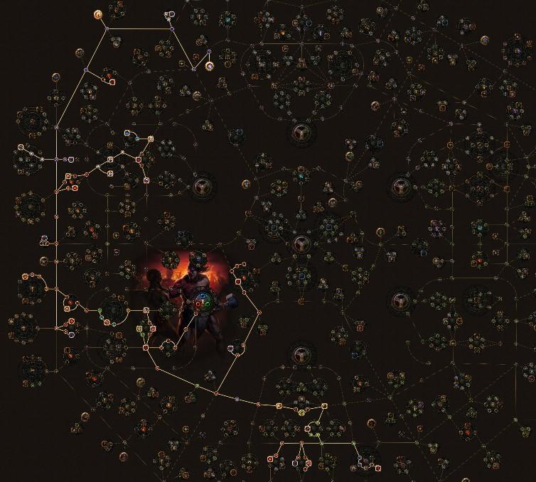 POE_3.5_Marauder_Juggernaut_Starter_Consecrated_Path_Tree
