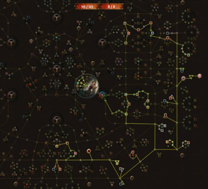 POE_3.5_Ranger_Deadeye_Starter_Voidfletcher_Tree