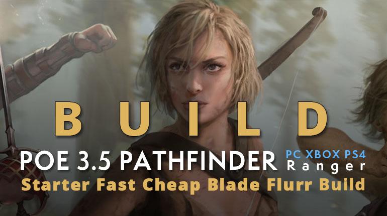 Blade Flurry Pathfinder Builds For