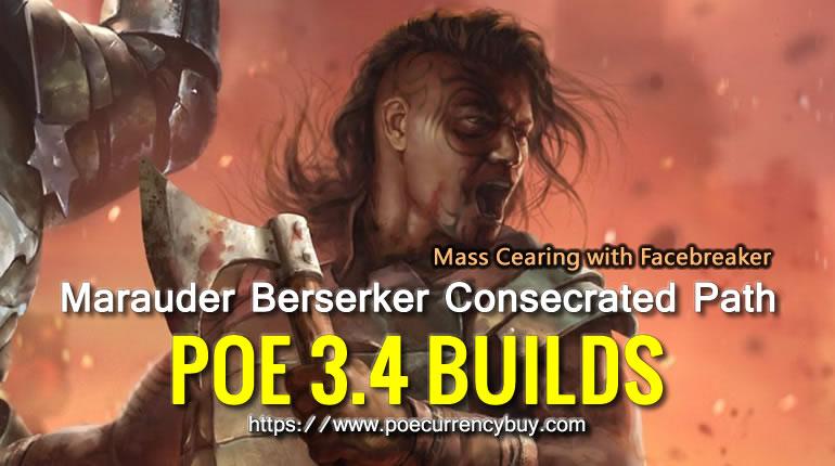POE_Delve_Marauder_Berserker_Consecrated_Path_Build_-_Mass_Cearing_with_Facebreaker