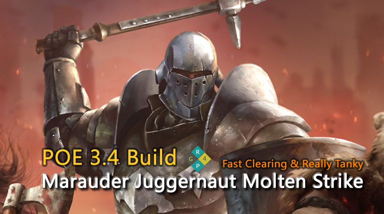 Endgame Build Poe Marauder