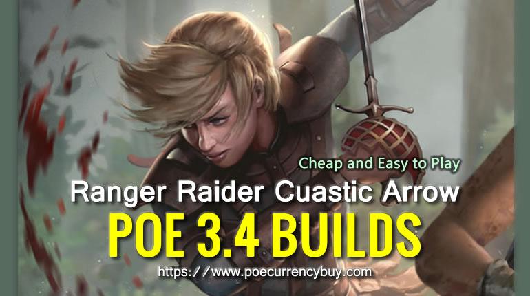 POE_Delve_Ranger_Raider_Cuastic_Arrow_Build_-_Cheap_and_Easy_to_Play