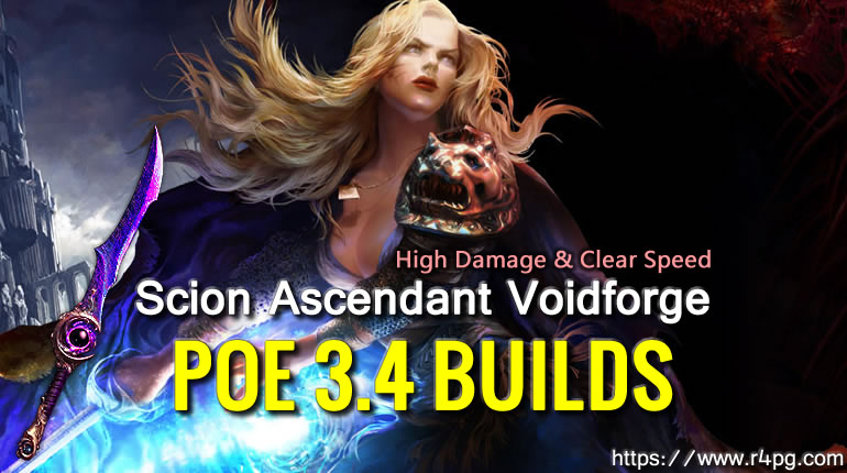 POE_Delve_Scion_Ascendant_Voidforge_Builds_-_High_Damage_&_Clear_Speed