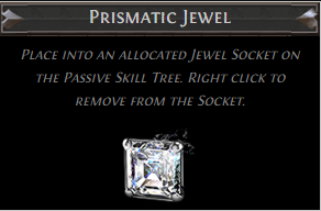 PrISMATIC JEWEL