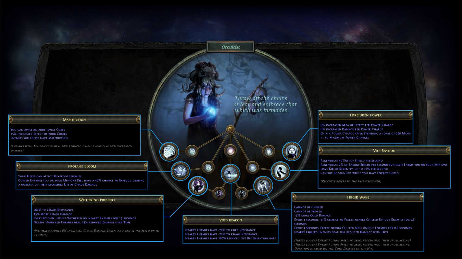 Path of Exile: Echoes of the Atlas Details - poecurrencybuy.com