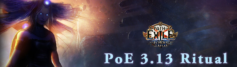 Path of Exile 3.13 Ritual Builds