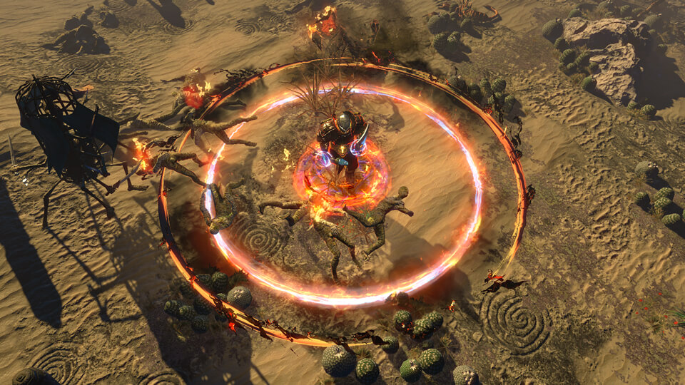 Path of Exile Skill Revamps - Part 6 RighteousFire
