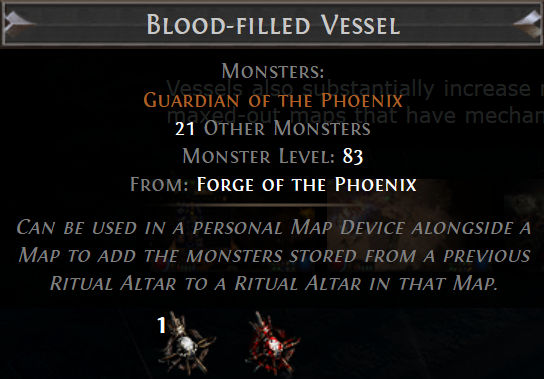 PoE 3.13 Ritual League Mechanics Guide Ritual Vessel
