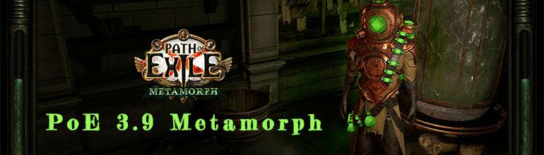PoE 3.9 Metamorph Builds