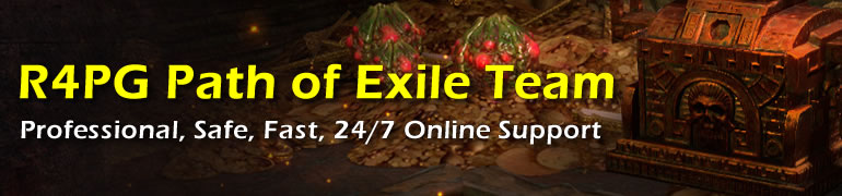 R4PG Path of Exile Service