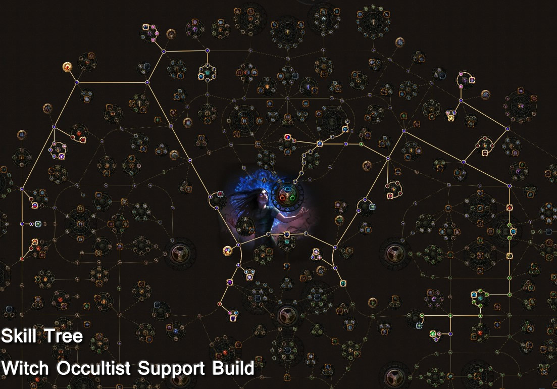 Curse Occultist Build Poe