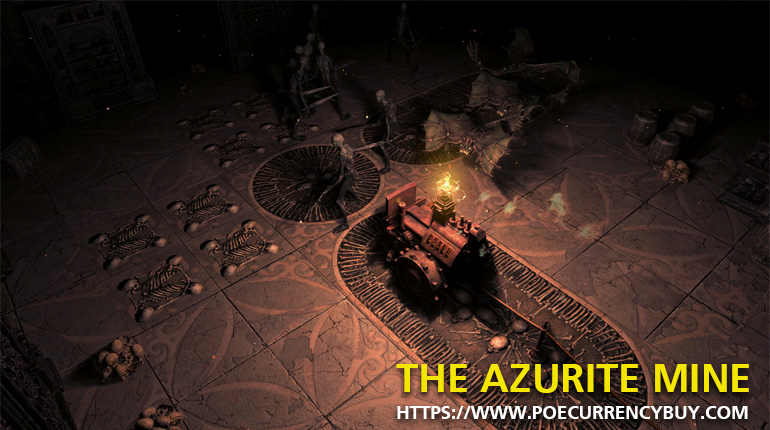 THE AZURITE MINE