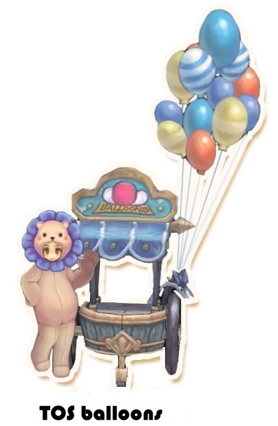 TOS-balloons