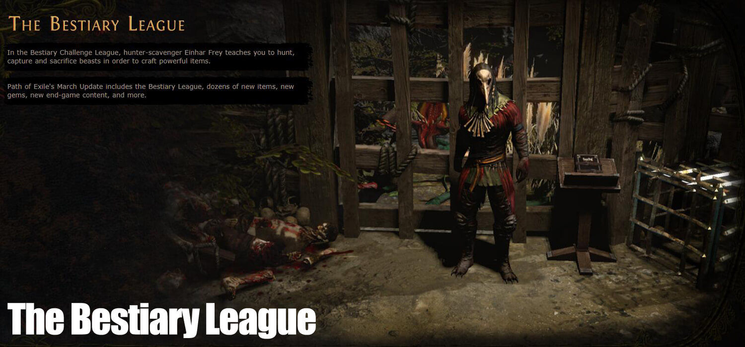 how to change league on path of exile