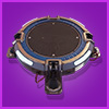 The launch pad functional trap