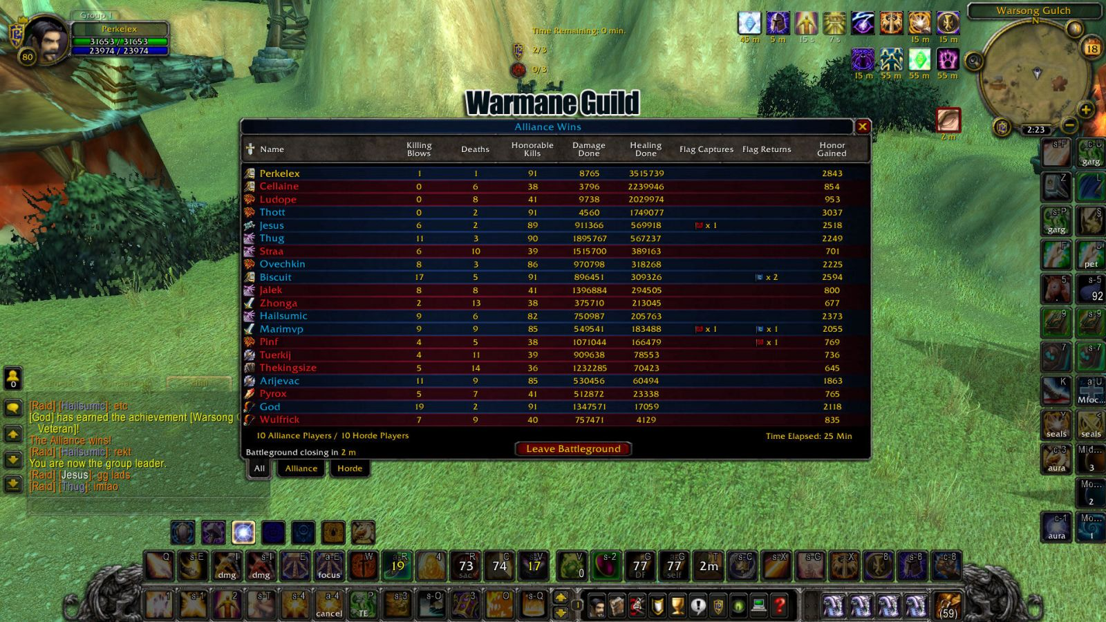 Warmane Guild