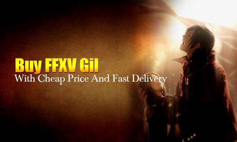 Best FFXV Gil Site UFFXVGil.com Opens FFXV Virtual Currency Service on Nov 29, 2016